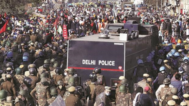 Photo of 22 FIRs registered by Delhi Police against Farmers