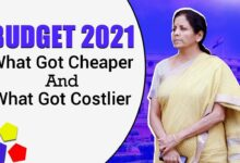 Photo of Effect of Union Budget : Costlier and Cheaper