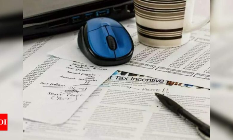 Faceless assessment scheme: Government issues over 1 lakh tax orders | India Business News