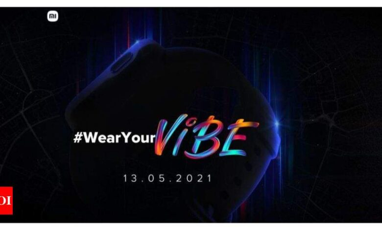 Redmi smartwatch teased online, will come with built-in GPS and guided breathing feature