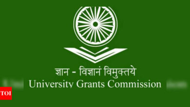 Photo of UGC denies issueing any guidelines on examinations recently