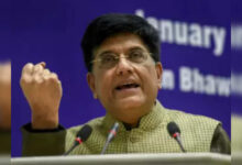 Photo of Ambitious target of $400 billion exports can be achieved this year: Piyush Goyal