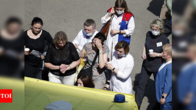 Photo of School shooting in Russia kills 9 people; suspect arrested