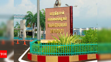 Photo of Bharathidasan University launches its Online Degrees