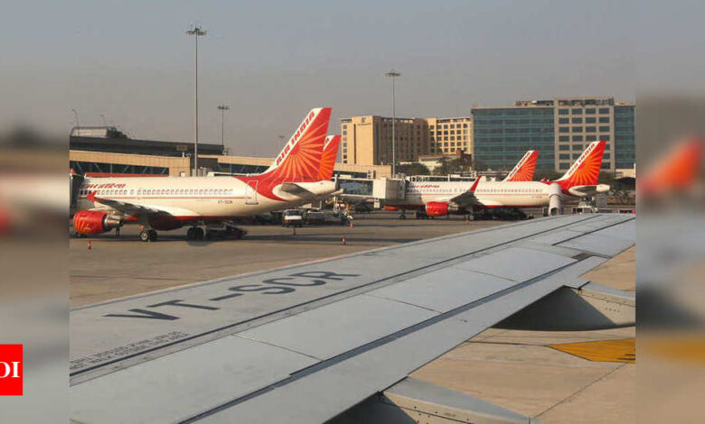 Air India Delhi-bound passengers stranded in Doha since Monday evening