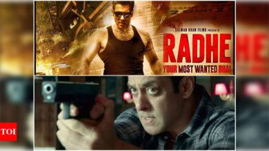 Photo of Salman Khan offers 21 voluntary cuts to his film 'Radhe' after the film certification; The film now has UA certification slated to for Eid release – Times of India