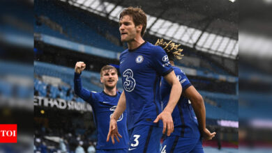 Photo of Chelsea beat Man City to delay Premier League title party | Football News – Times of India