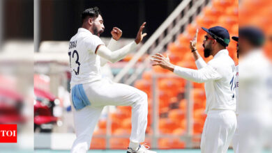 Photo of EXCLUSIVE – I owe my career to Virat Kohli, says Mohammed Siraj | Cricket News – Times of India