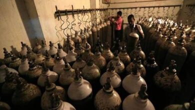 Photo of Supreme Court sets up 12-member National Task Force to ensure oxygen supply