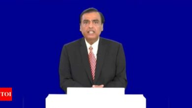 Photo of RIL AGM: JioPhone Next, Aramco deal, new energy business: Highlights of Reliance Industries AGM | India Business News
