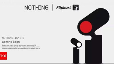 Photo of Nothing Ear 1 true wireless earbuds to be available in India via Flipkart